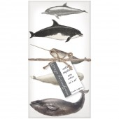 Sea Mammals Napkins S/4