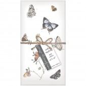 Butterflies Napkins S/4