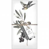 Black Olives Casual Napkins
