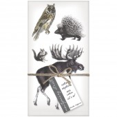 Woodland Creatures Casual Napkins