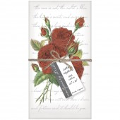 Red Roses Napkins