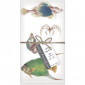 Fish Color Napkins