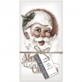 Jolly Santa Napkins