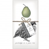 Partridge Set of 4 Napkins