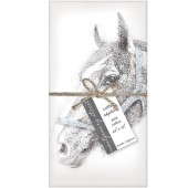 Horse Set of 4 Napkins