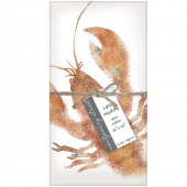Lobster Set of 4 Napkins