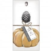Pumpkin Set of 4 Napkins