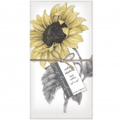 Sunflower Set of 4 Napkins