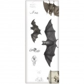Bat Collage Soap Bar