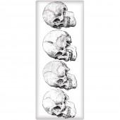 Skulls Soap Bar