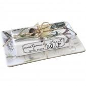 Iris Orchid Soap Dish