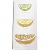 Citrus Slices Towel