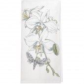 Orchid Towel