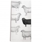 Black Sheep Towel