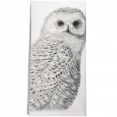 Snowy Owl Towel