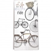 Bike Collage Towel