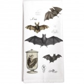 Bat Collage Towel