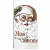 Jolly Santa Towel
