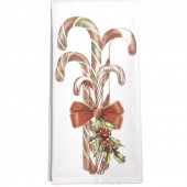 Candy Cane Bunch Towel