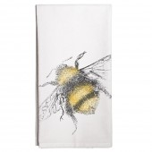 Fuzzy Bee Towel