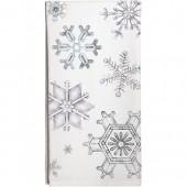 Snowflakes Towel