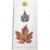 Leaves Towel