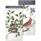 Robins Nest/Bird Blossoms Towel Set