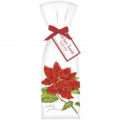 Poinsettia Towel Set