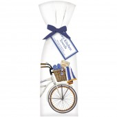 Beach Bike Towel Set