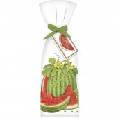 Watermelon Vine Towel Set