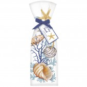 Coral & Shells Towel Set