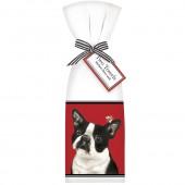 Boston Terrier Towel Set