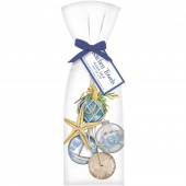 Nautical Ornaments Towel Set