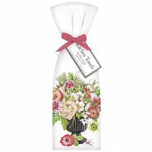 Rose Urn Towel Set