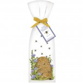 Beehive With Thistle Towel Set