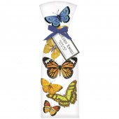 Scattered Butterflies Towel Set