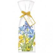 Daffodil Iris Towel Set