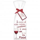 Wine Quote Towel Set