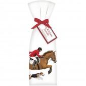 Horse Jumper Towel Set