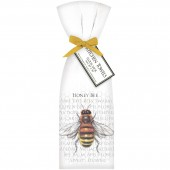 Modern Bee Towel Set