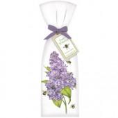 Lilac Towel Set