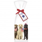 Patriotic Labs Towel Set