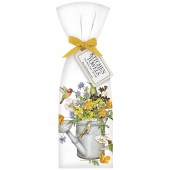 Hummingbird Water Can Towel Set