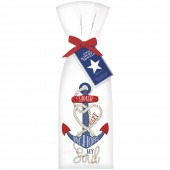 Anchor Love Towel Set