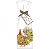 Turkey Veggies Towel Set
