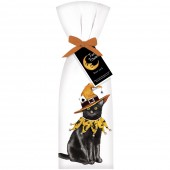 Cat Witch Towel Set