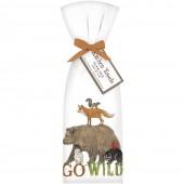 Go Wild Towel Set
