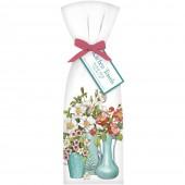 Blue Vases Towel Set