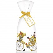 Sunflower Bike Towel Set