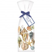 Seashell Collage Towel Set